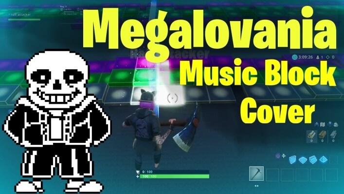 Fortnite Creative Music Map Codes - Fortnite Creative Codes