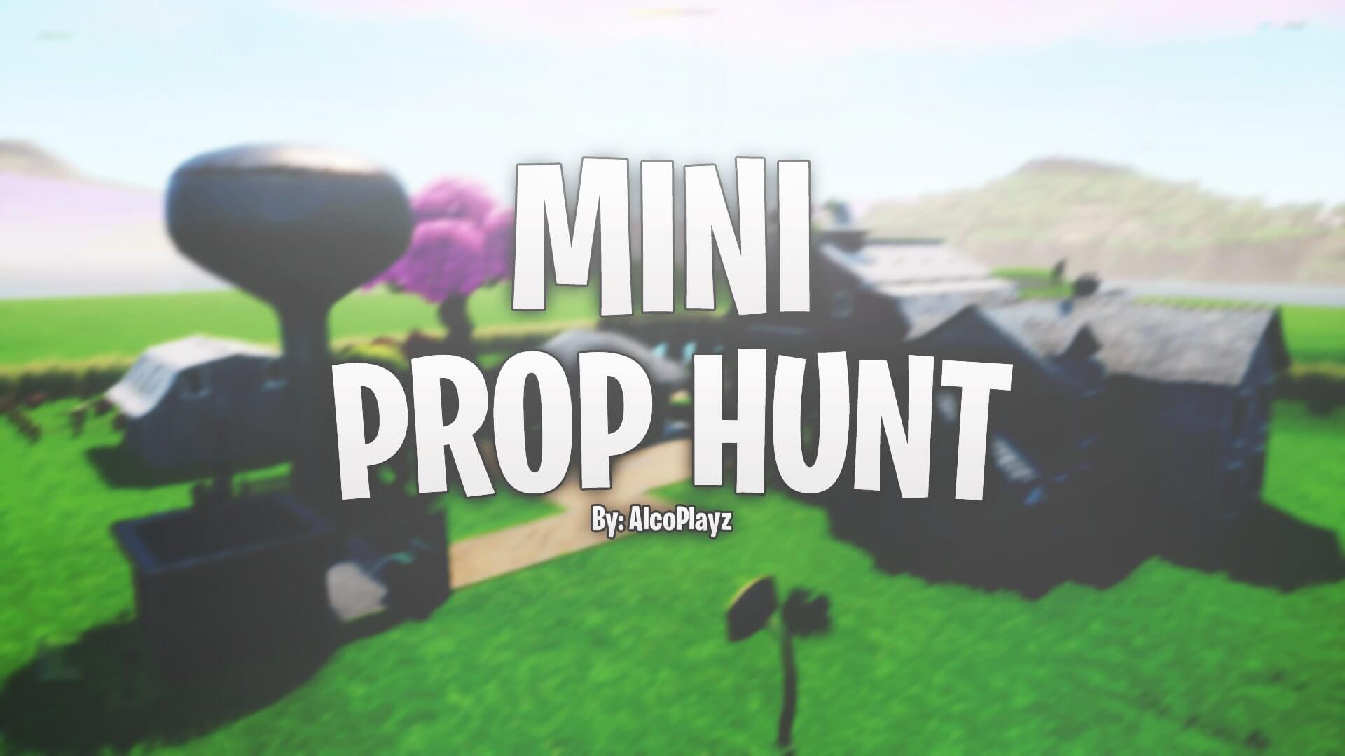 MINI PROP HUNT