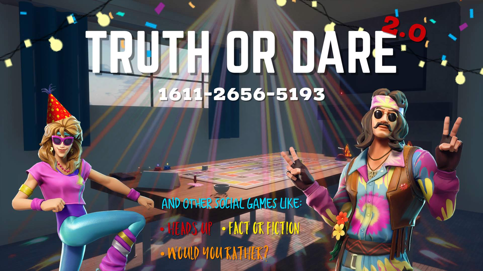 TRUTH OR DARE 2.0