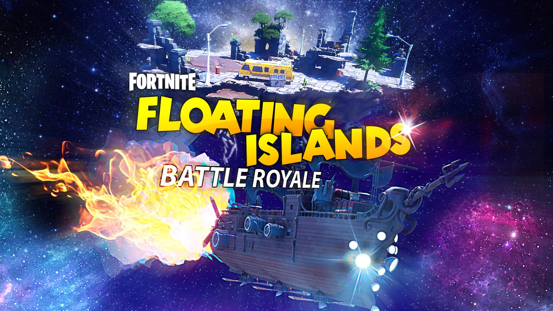 FLOATING ISLANDS: BATTLE ROYALE