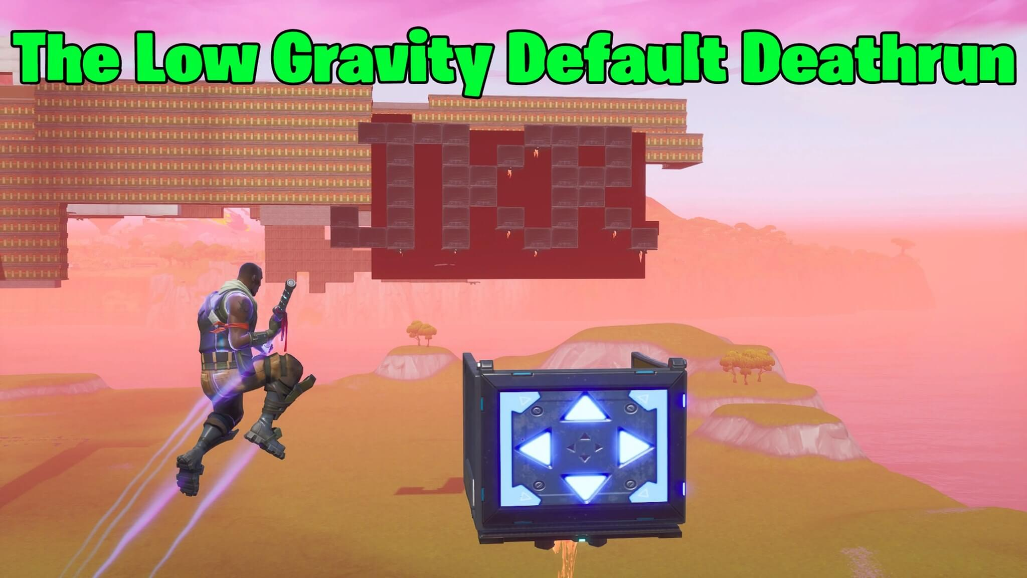 LOW GRAVITY DEFAULT DEATHRUN