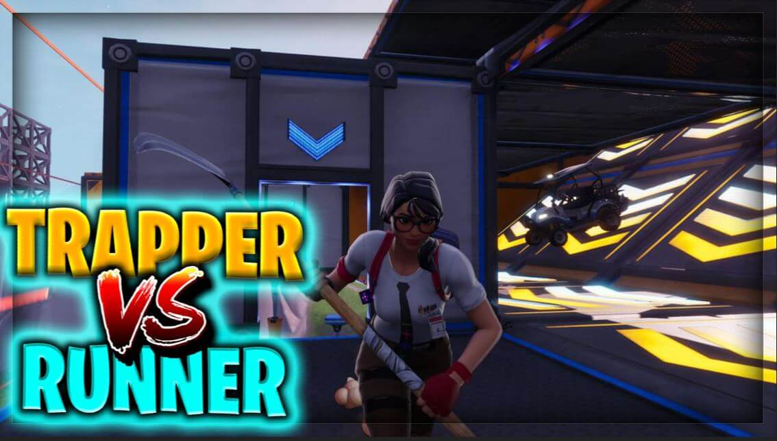 TRAPPER VS RUNNER