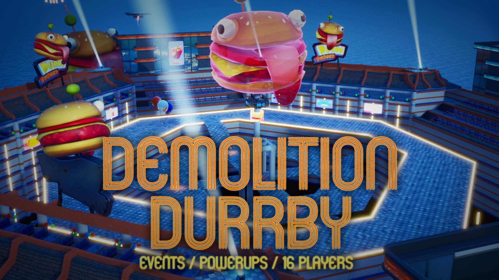 DEMOLITION DURRBY