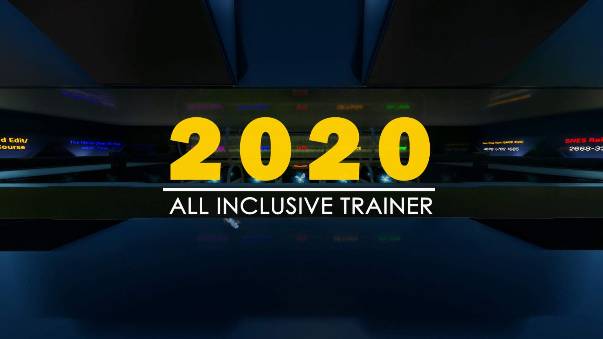 2020 ALL INCLUSIVE TRAINER