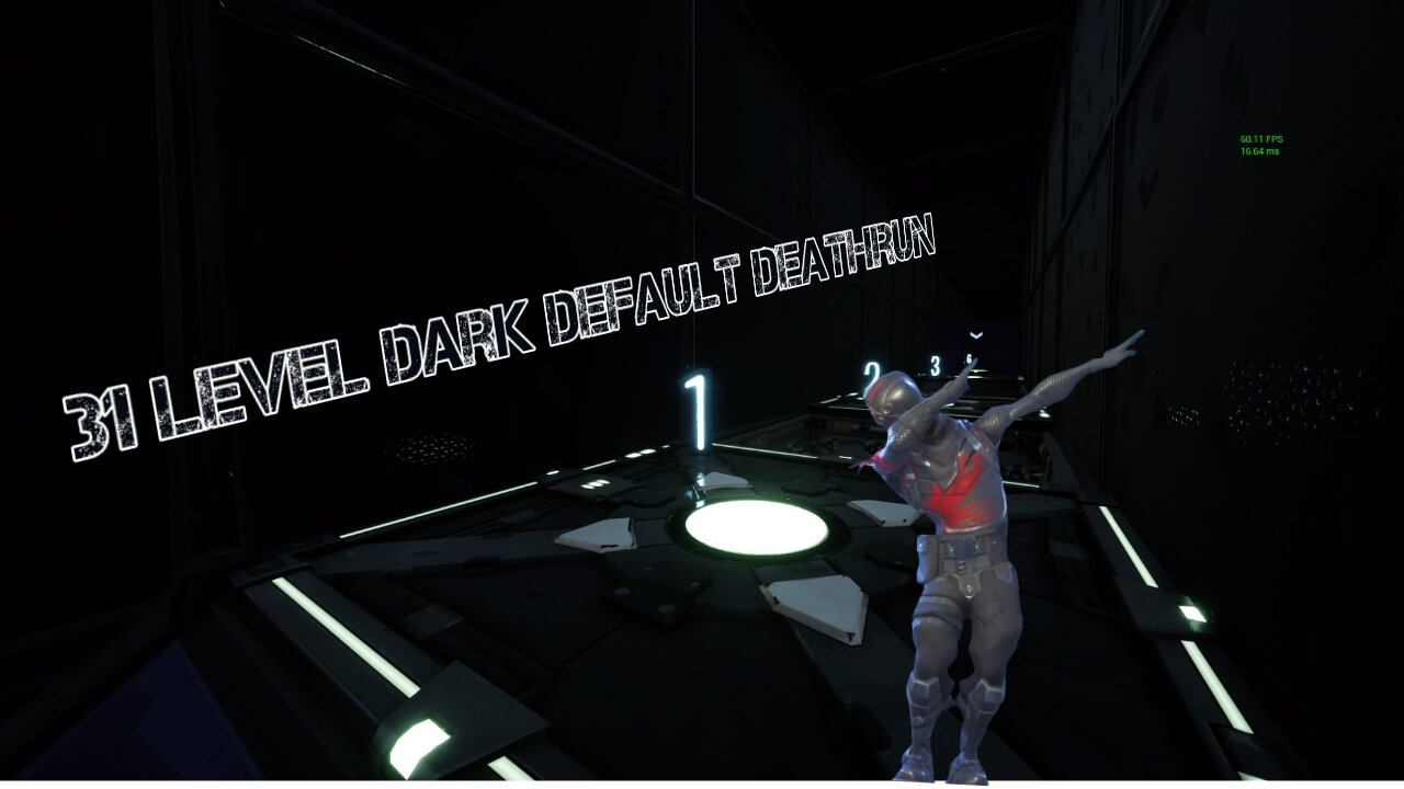 31 LEVEL DARK DEFAULT DEATHRUN