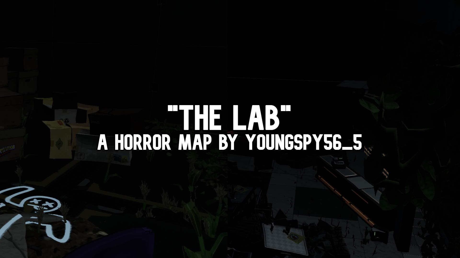 """THE LAB"" - A FORTNITE HORROR MAP PT. 2"