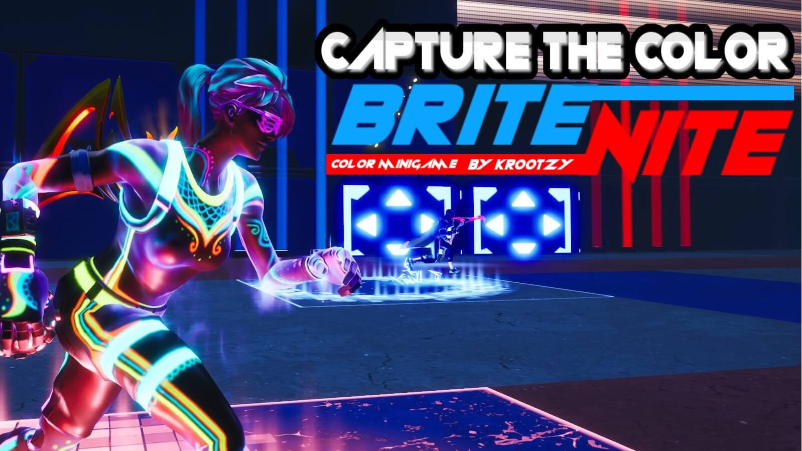 CAPTURE THE COLOR: BRITE NITE!