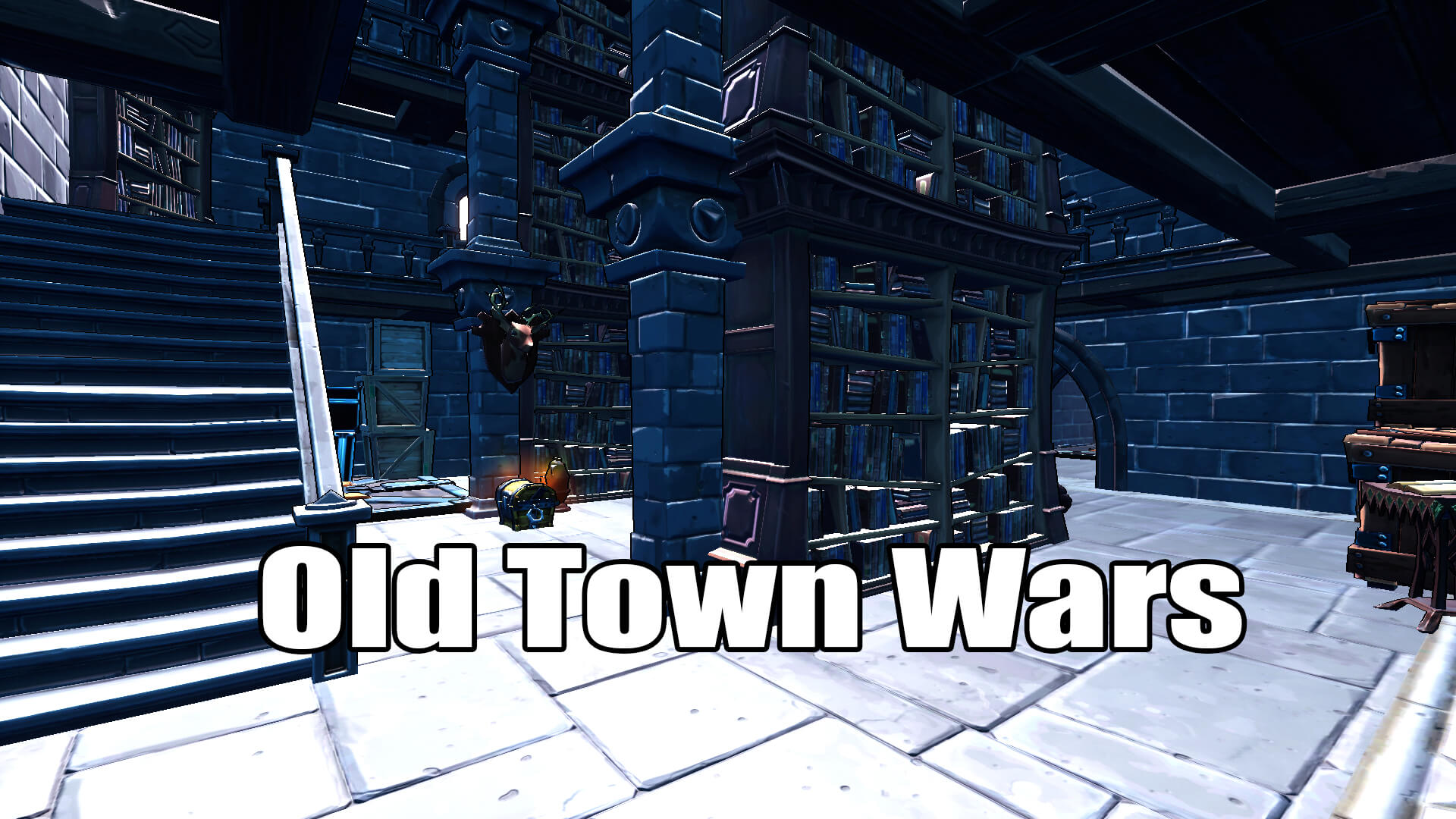 OLD TOWN WARS V1.0 | SUPPORT CODE : 9X9X