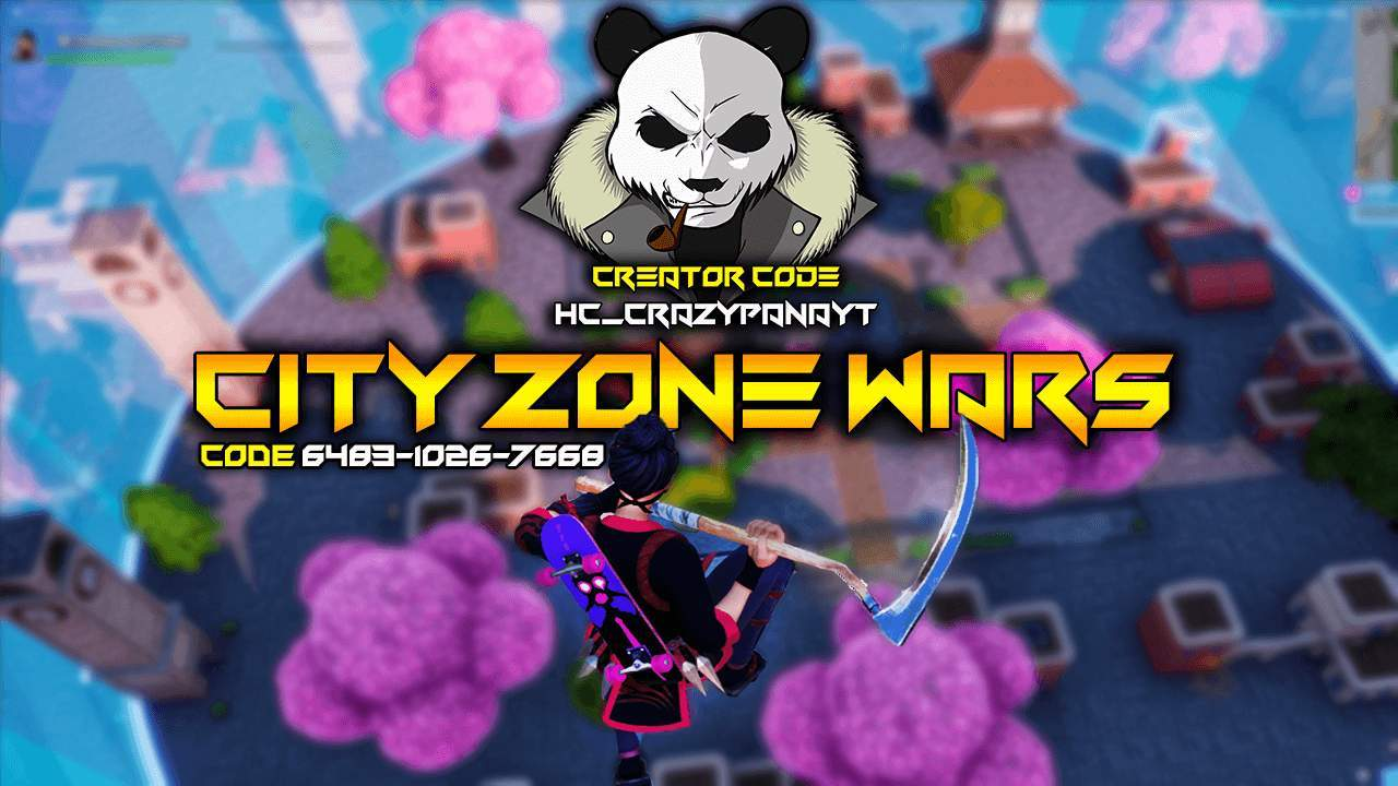 CITY ZONE WAR...