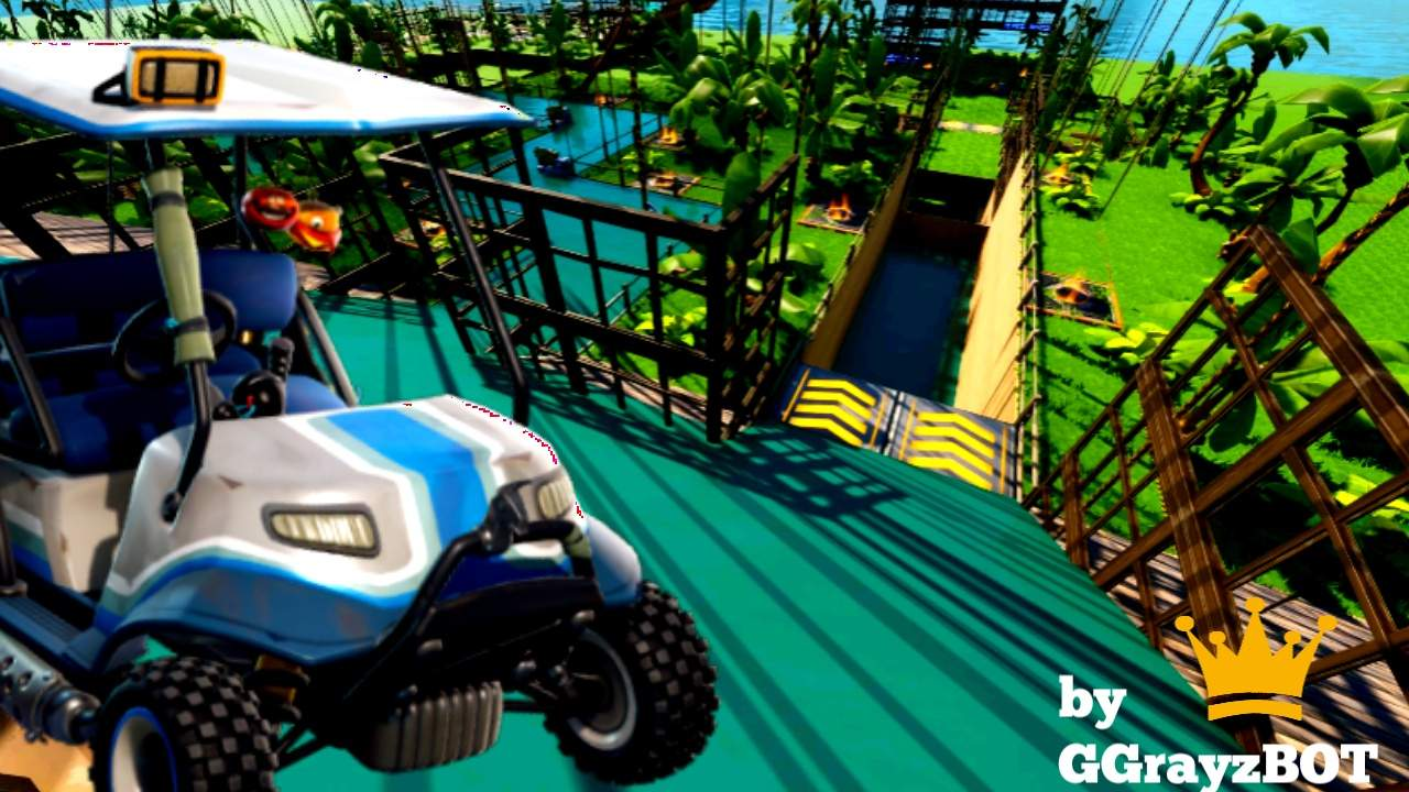 PARADISE RACE TRACK [LOOPING]