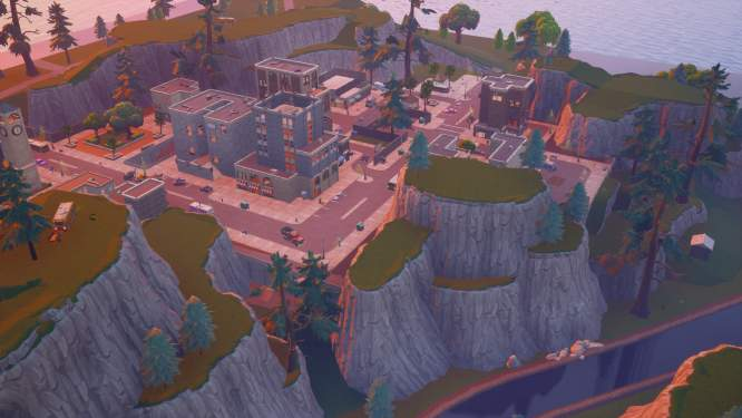 TILTED TOWERS OG PLAYGROUND