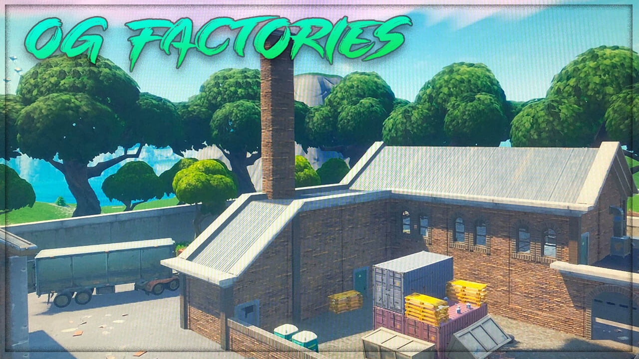 FACTORIES PROP HUNT