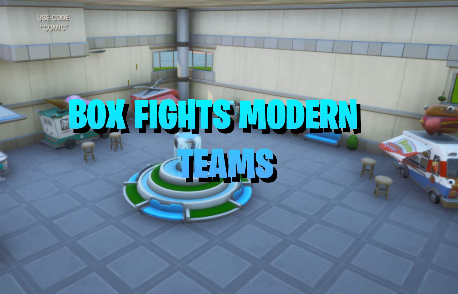BOX FIGHTS MODERN