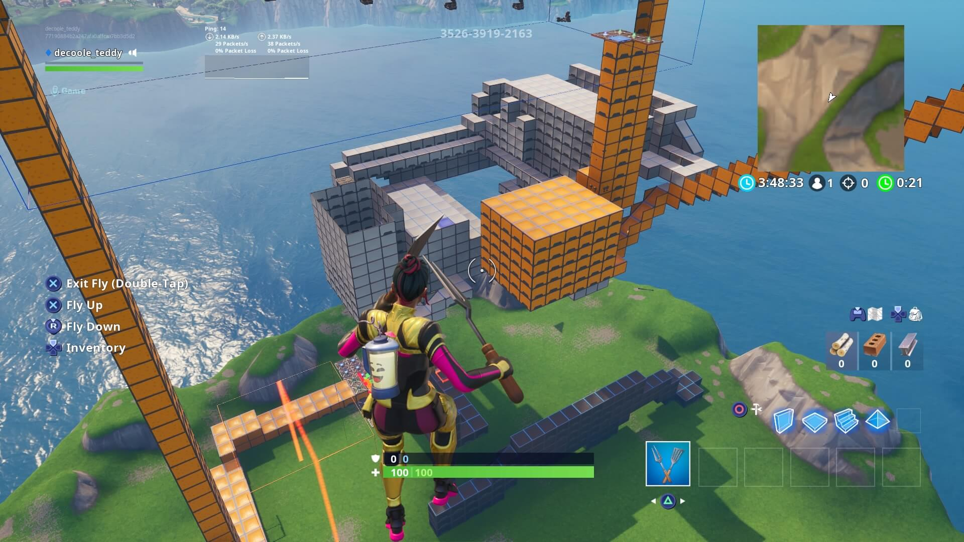 Fortnite Parkour Map Codes - Fortnite Creative Codes