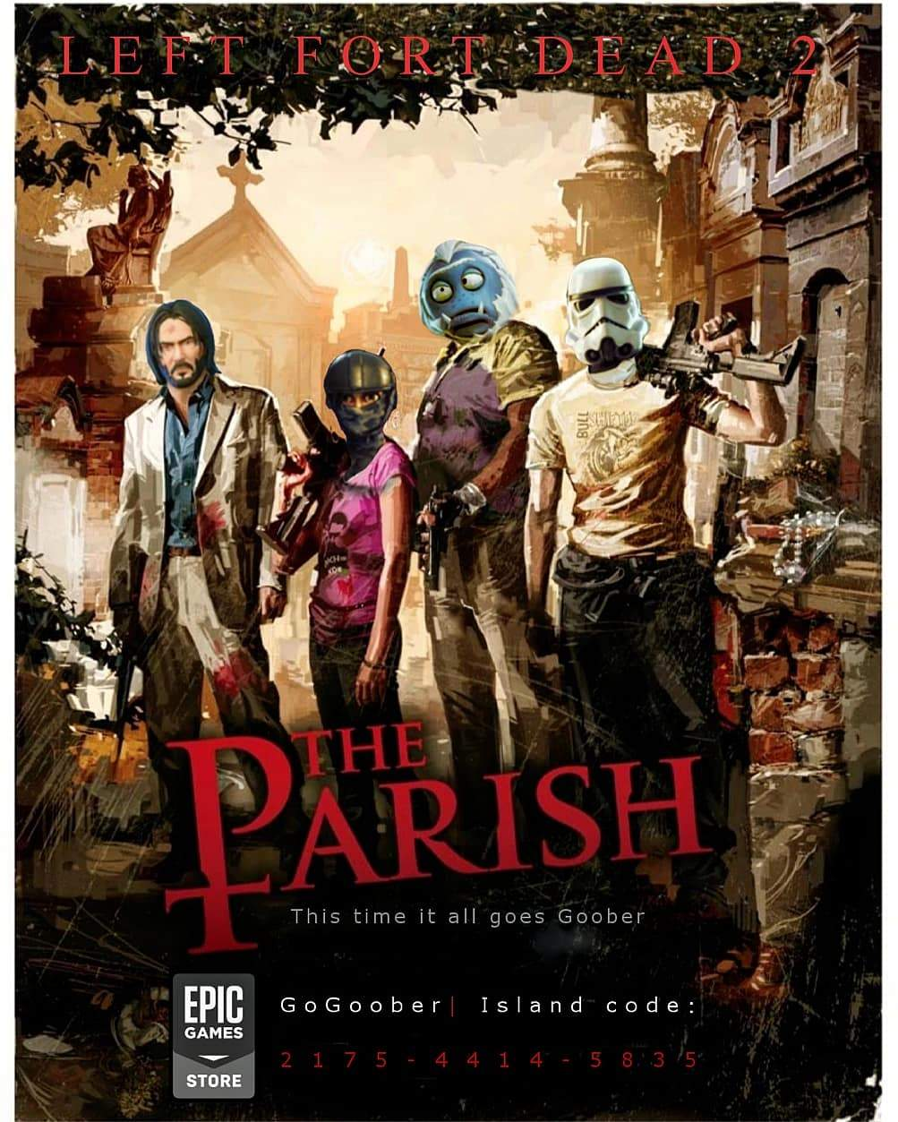 ✔LEFT FORT DEAD 2: THE PARISH✔