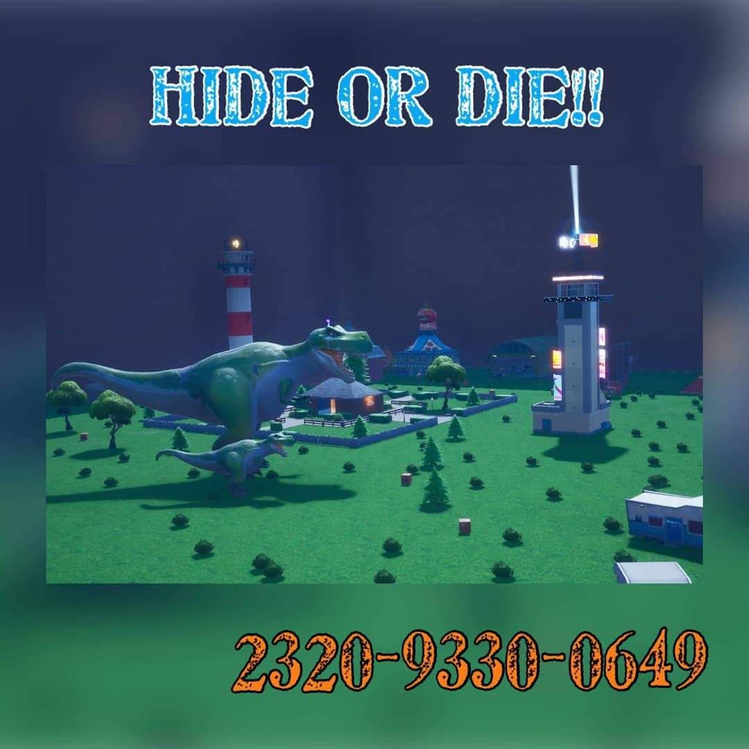 HIDE OR DIE