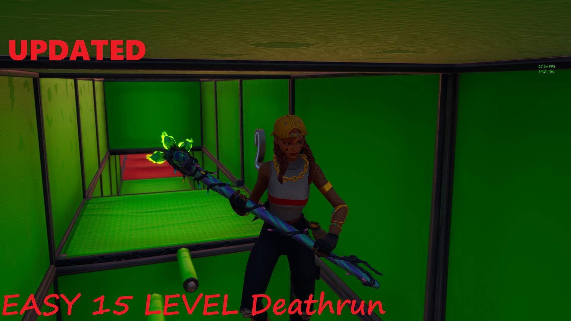 EASY 15 LEVEL DEATHRUN BY PAN_GO UPDATED