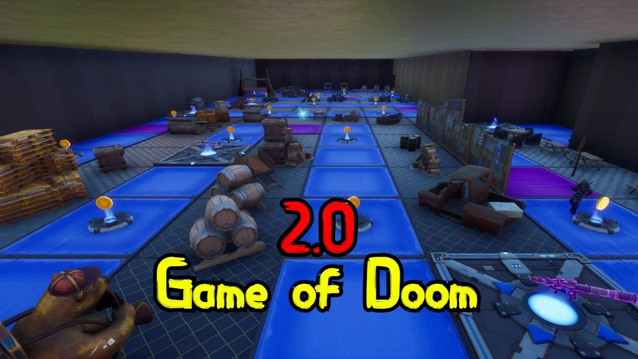 BOARD GAME OF DOOM 2.0