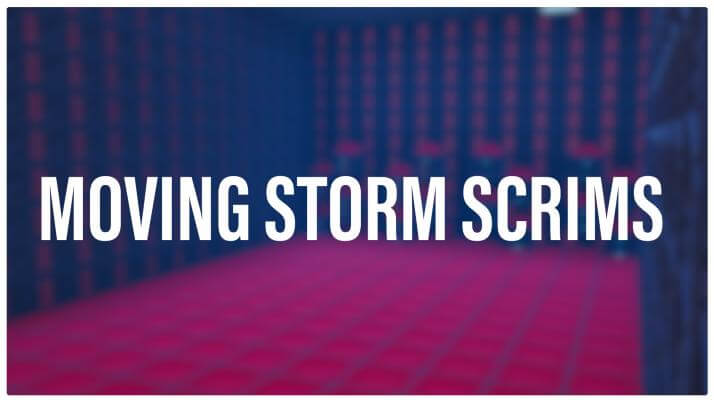 MOVING STORM SCRIMS | BY MXRTIN