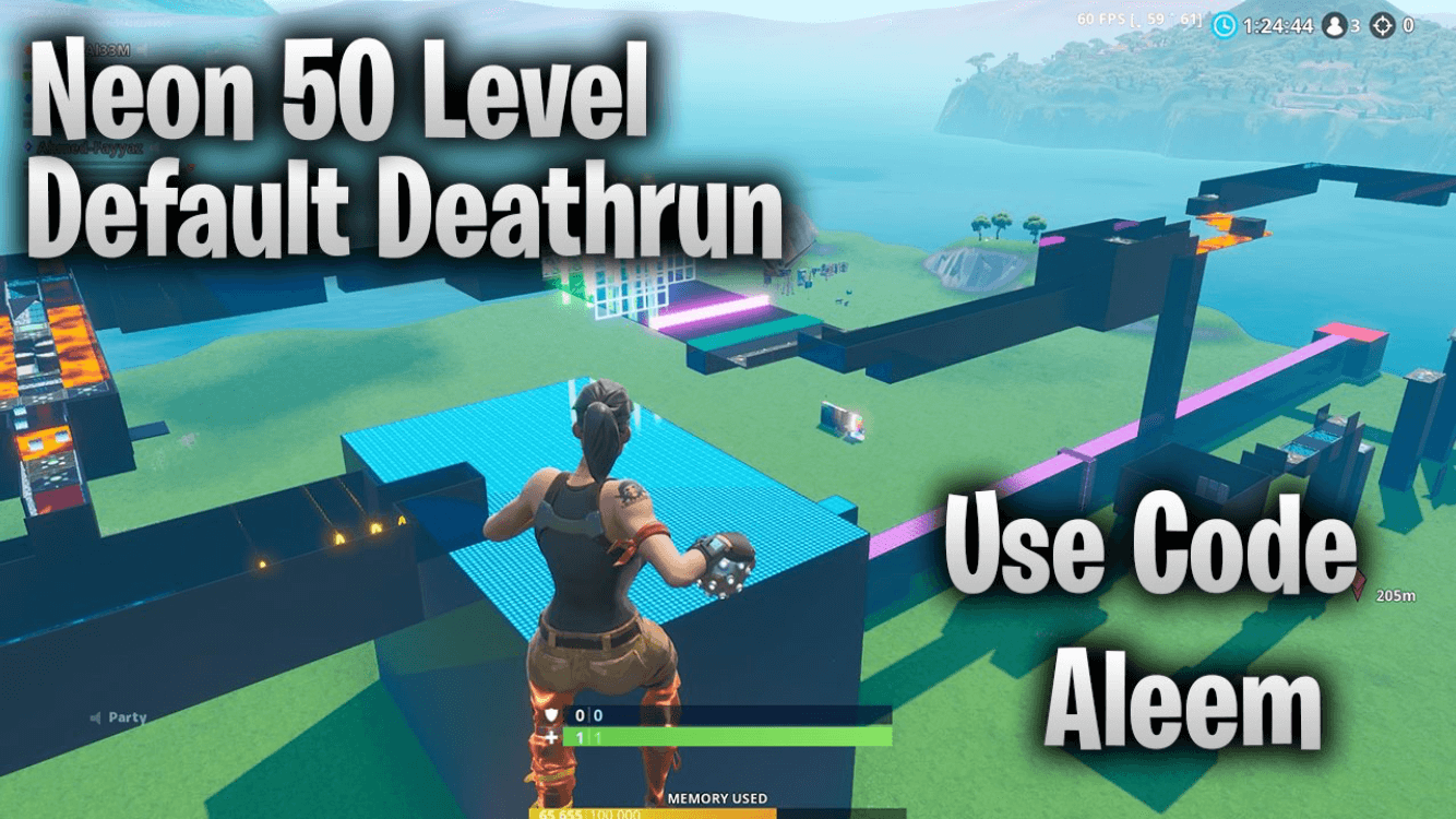 50 LEVEL DEFAULT DEATHRUN