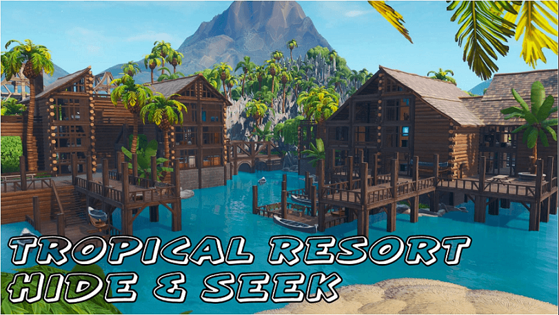 RESORT | HIDE & SEEK (NO MUSIC)