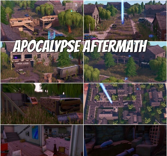 APOCALYPSE AFTERMATH | ONE FLAG CTF
