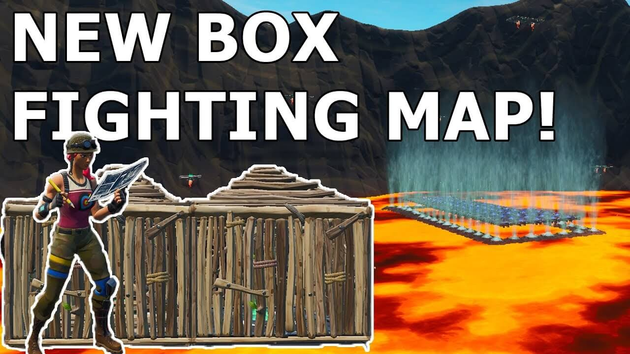 SPEEDYS BOX FIGHTING MAP