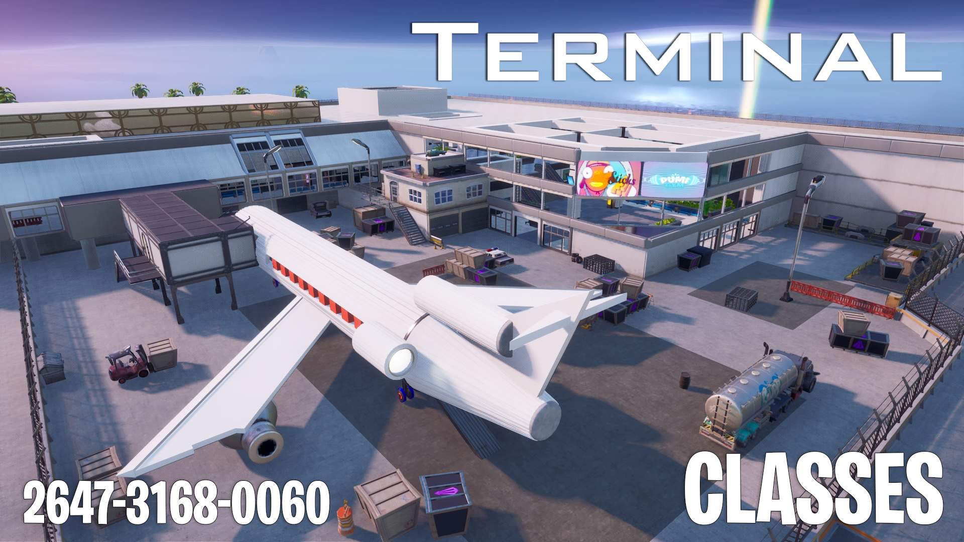 TERMINAL MW2 FFA (CLASSES)