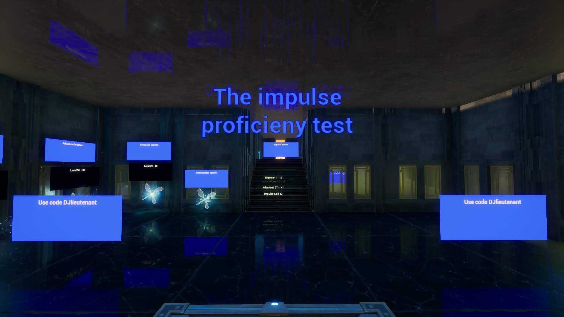 THE IMPULSE PROFICIENY TEST