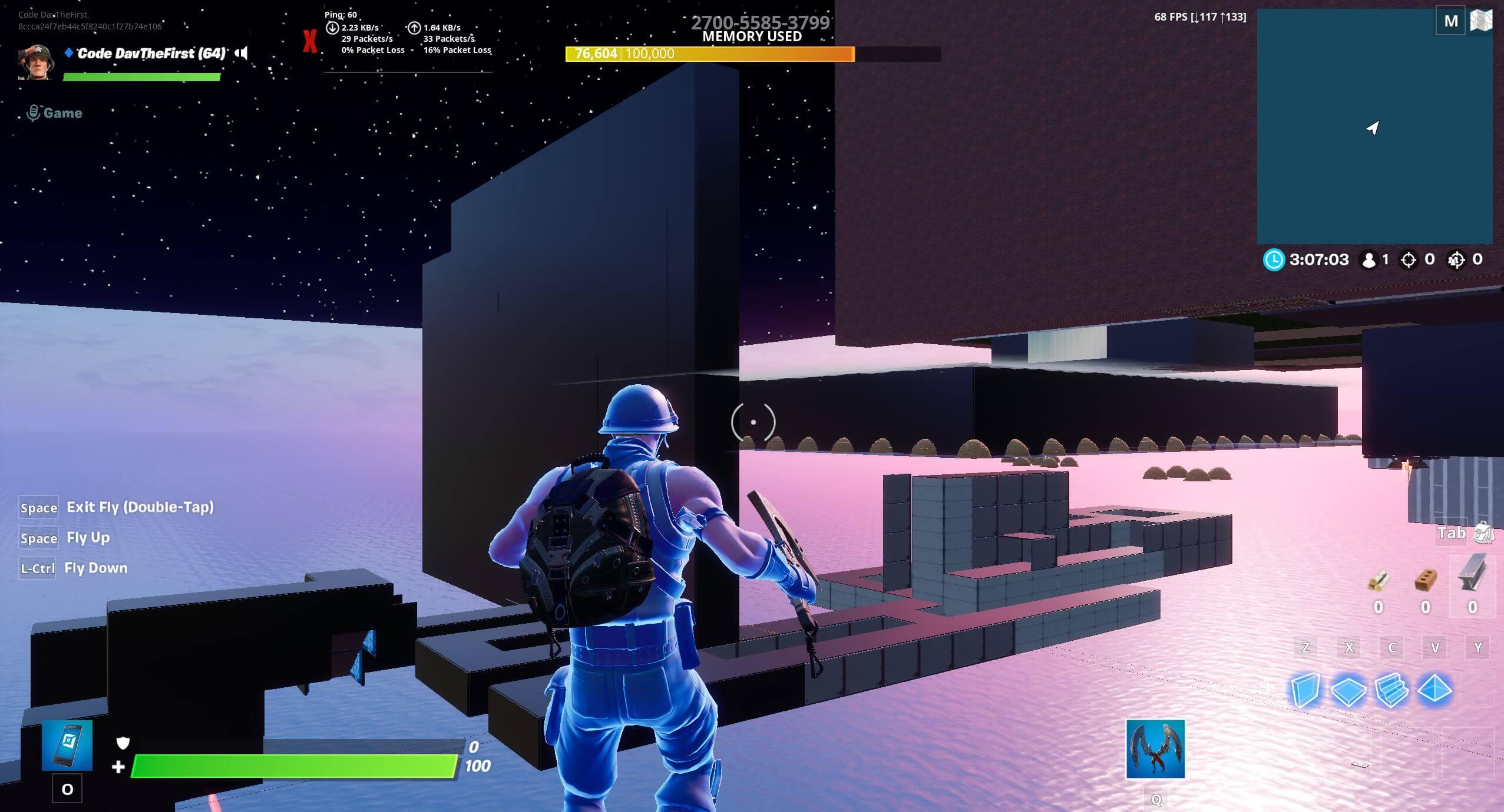 Super Easy Default Deathrun Fortnite Creative Map Codes