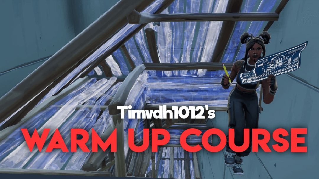 TIMVDH1012'S WARM-UP COURSE 3