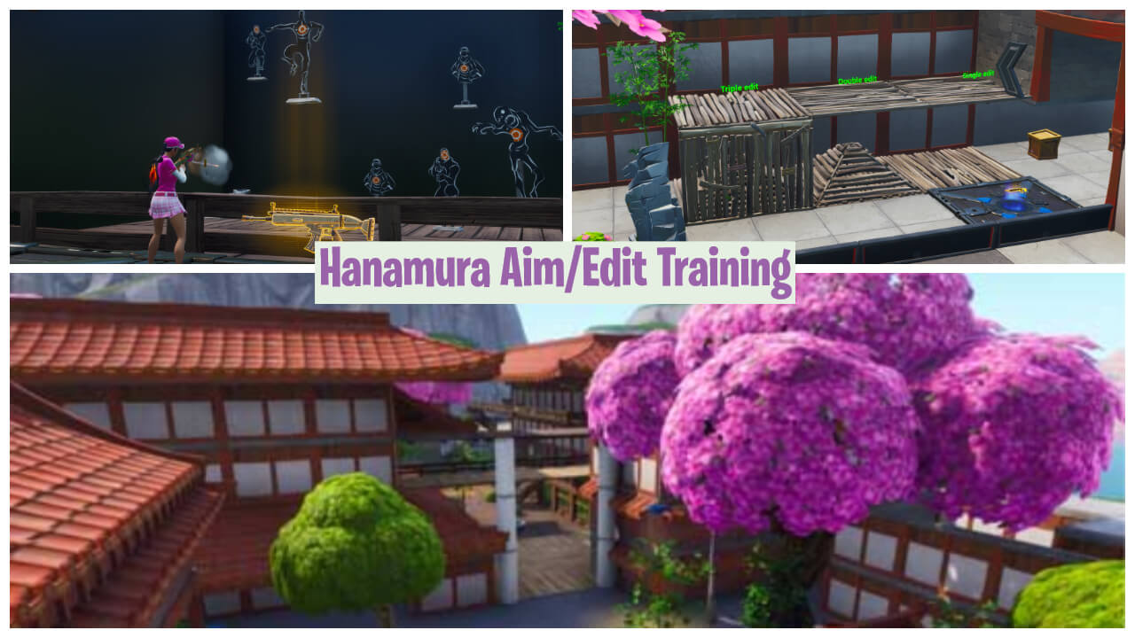 HANAMURA AIM TRAINING ISLAND