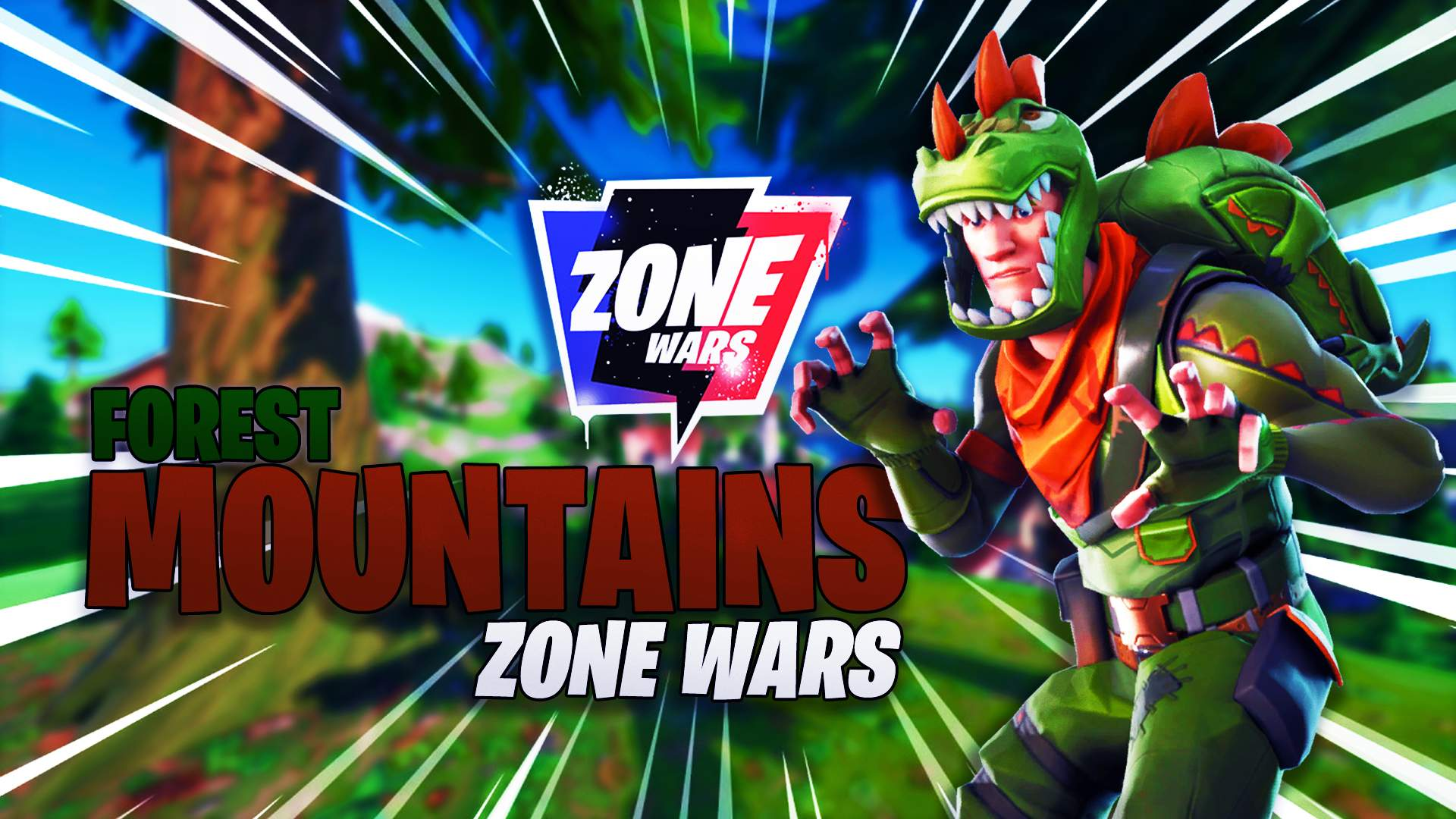 FOREST MOUNTAINS ZONE WARS - BETA