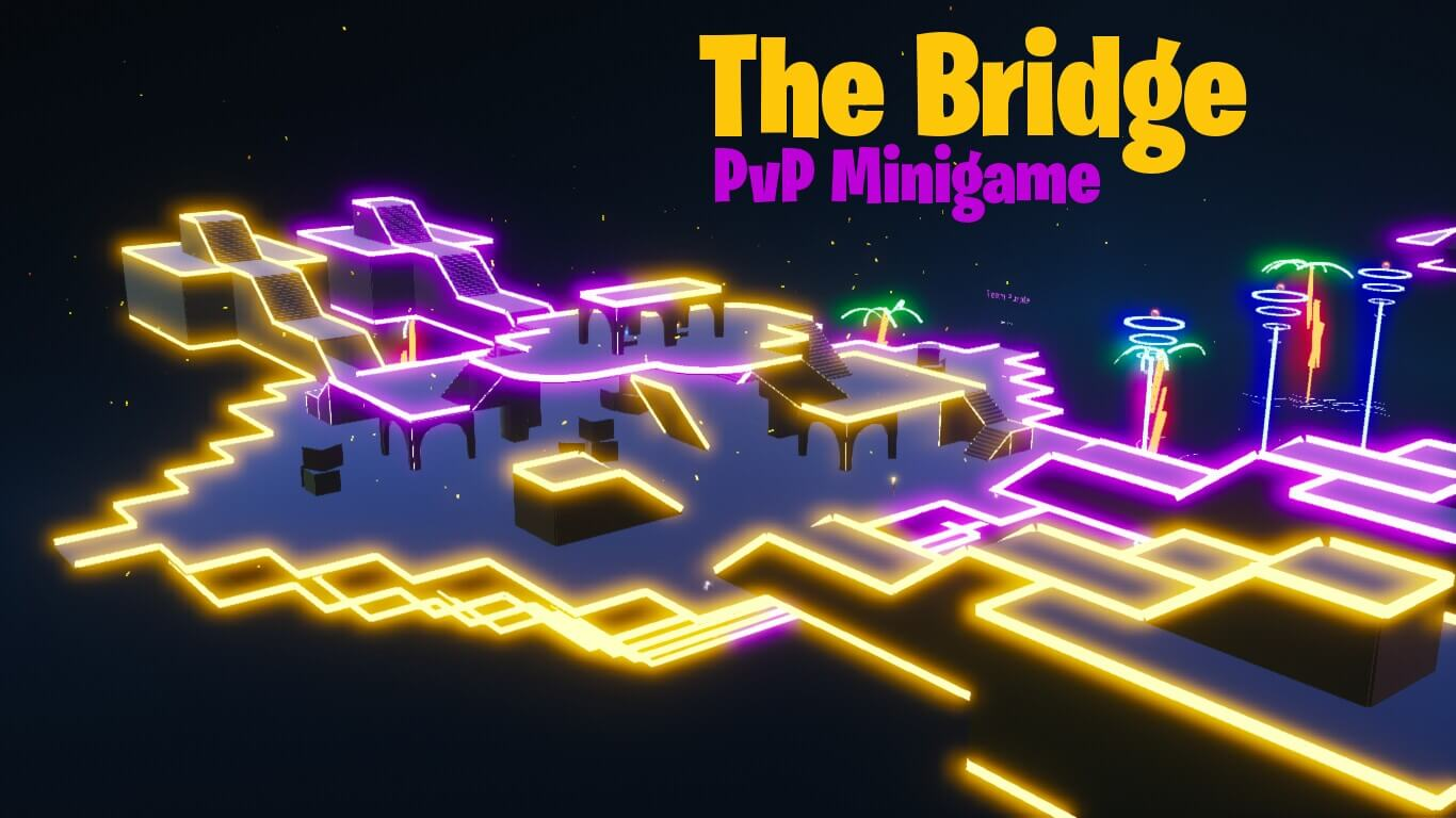 THE BRIDGE - PVP MINIGAME