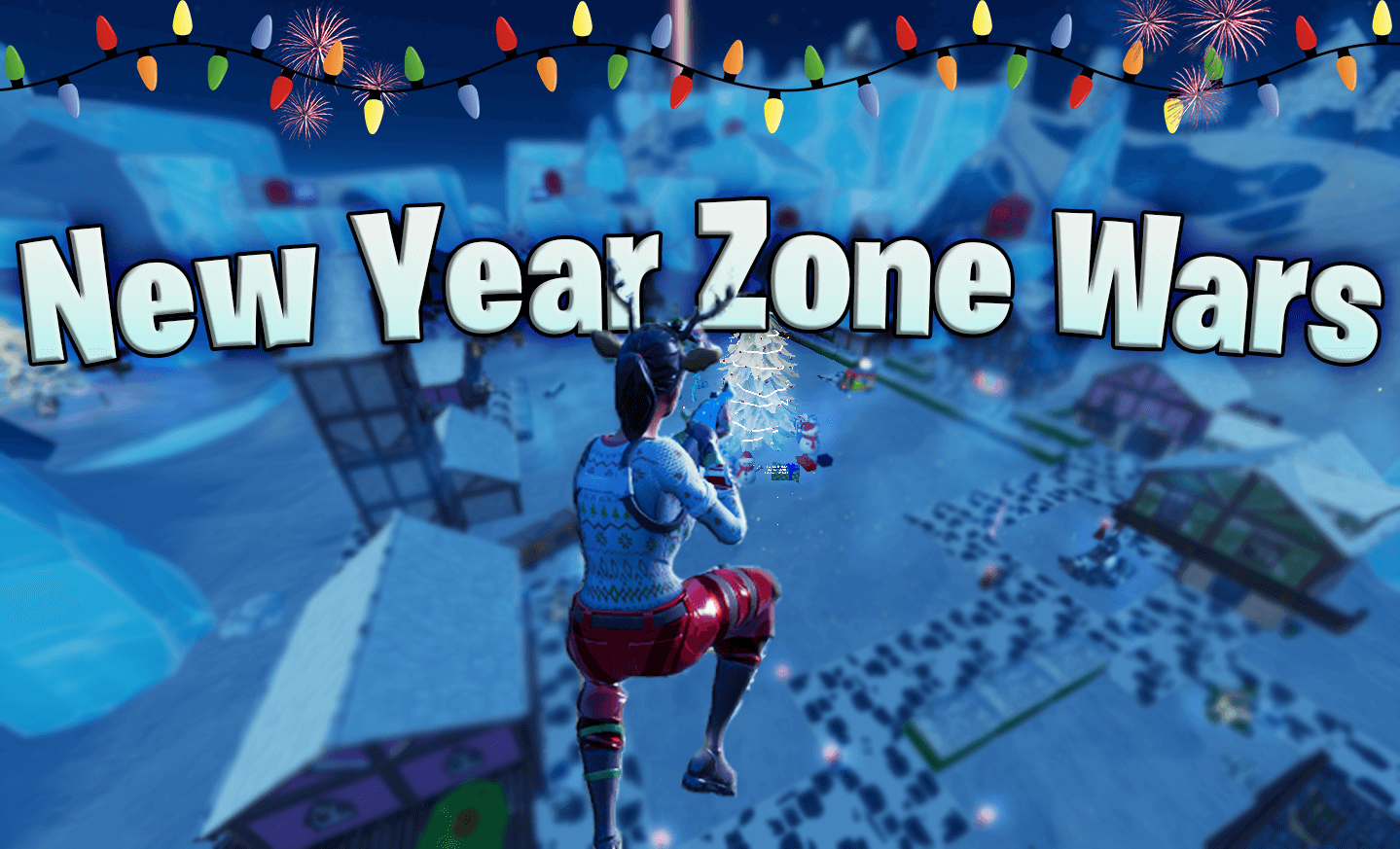 NEW YEARS ZONE WAR