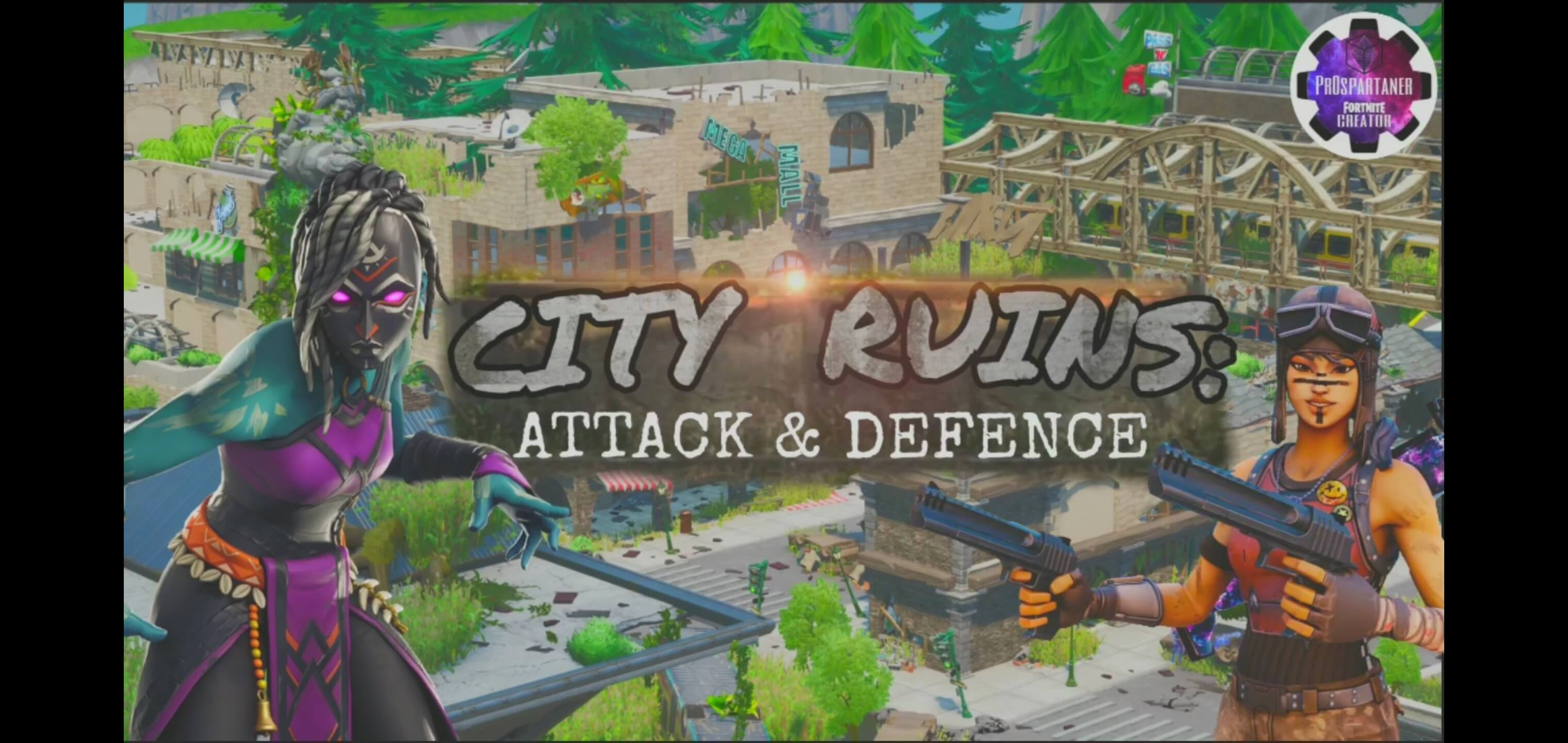CITY RUINS: ATTACK & DEFENCE