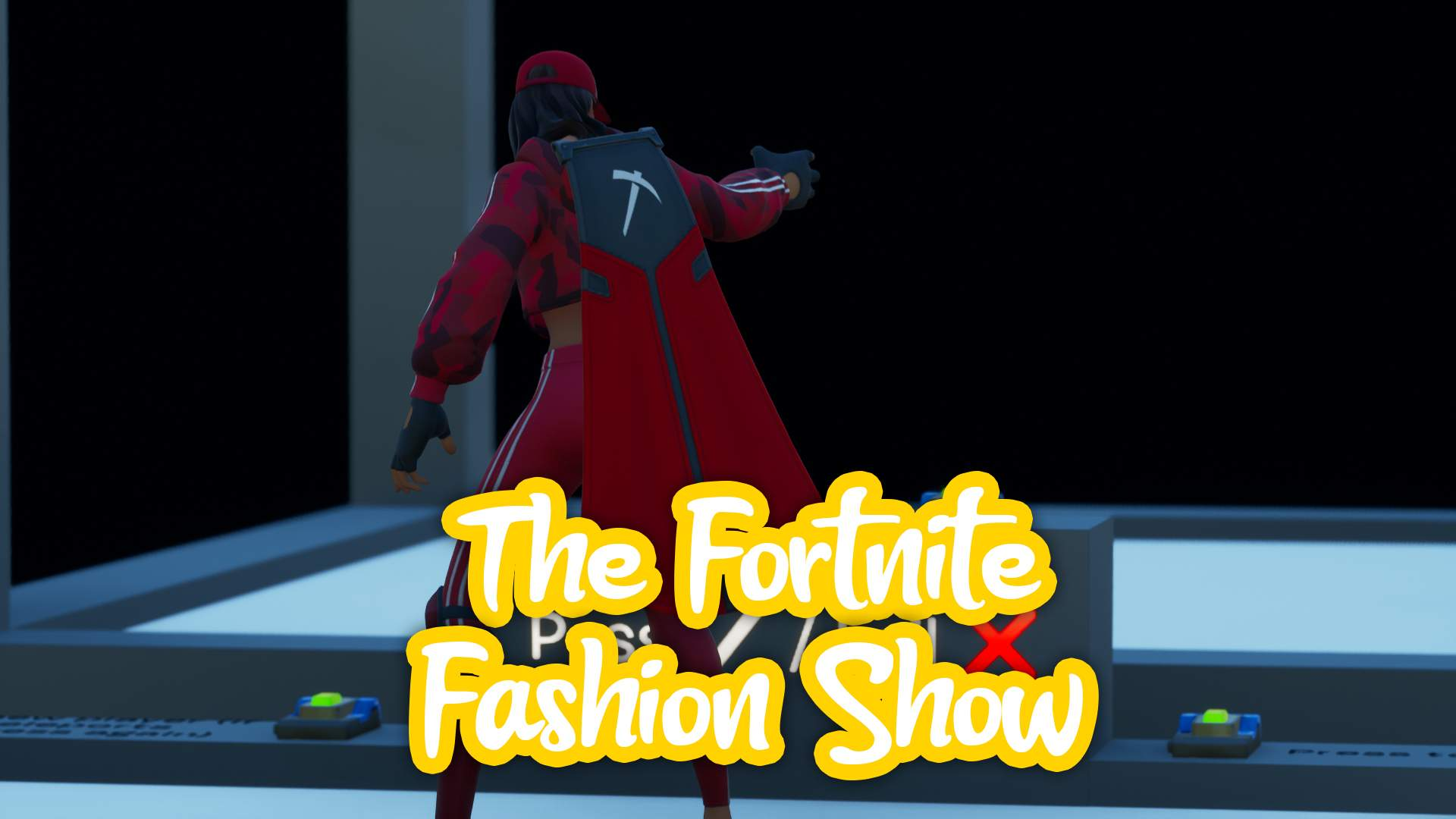 THE FORTNITE FASHION SHOW