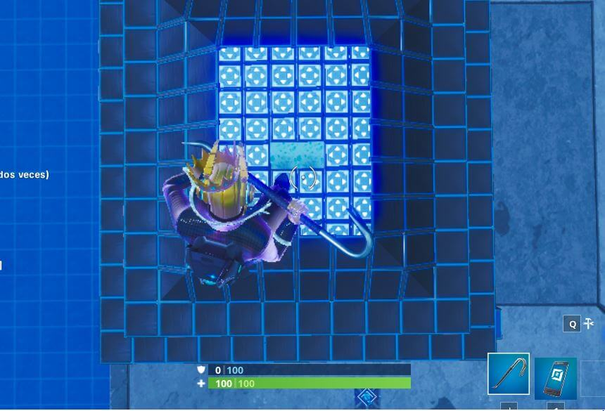 BOUNCE PAD NOT SCOPE ARENA [16 PLAYERS]