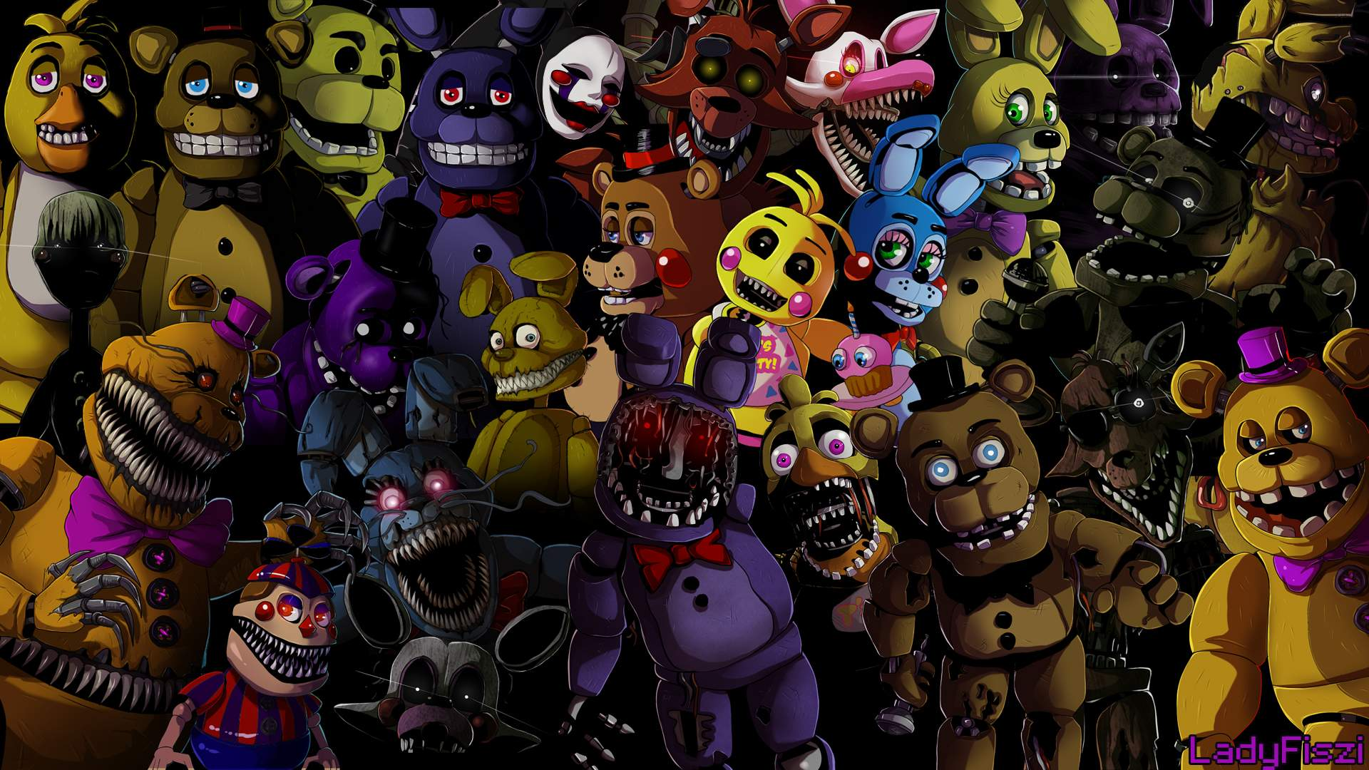 FNAF THE FINAL NIGHT