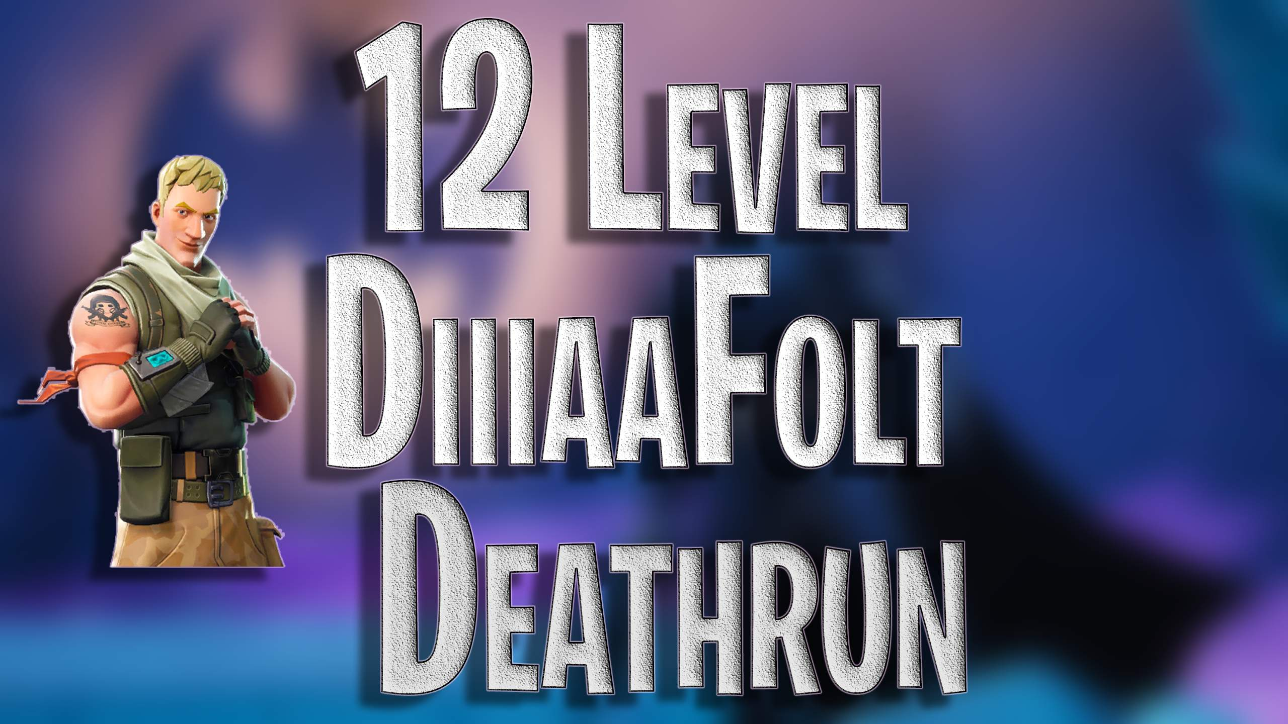12 LEVEL DIIIAAFOLT DEATHRUN