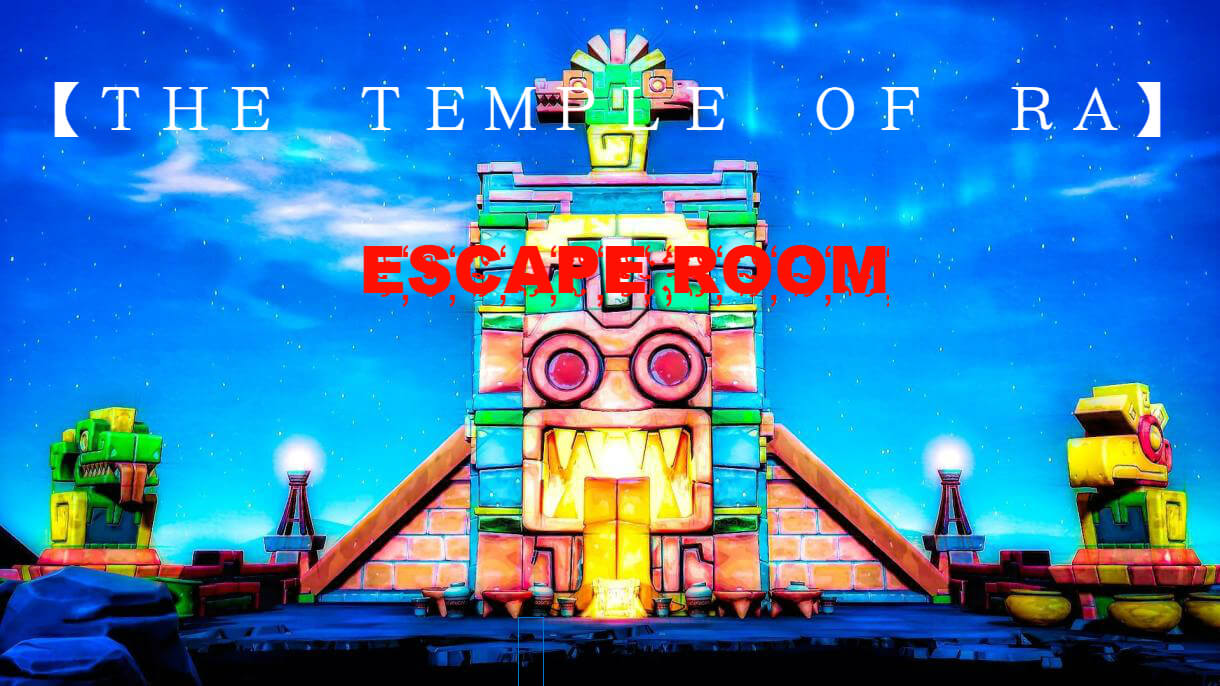 THE TEMPLE OF RA