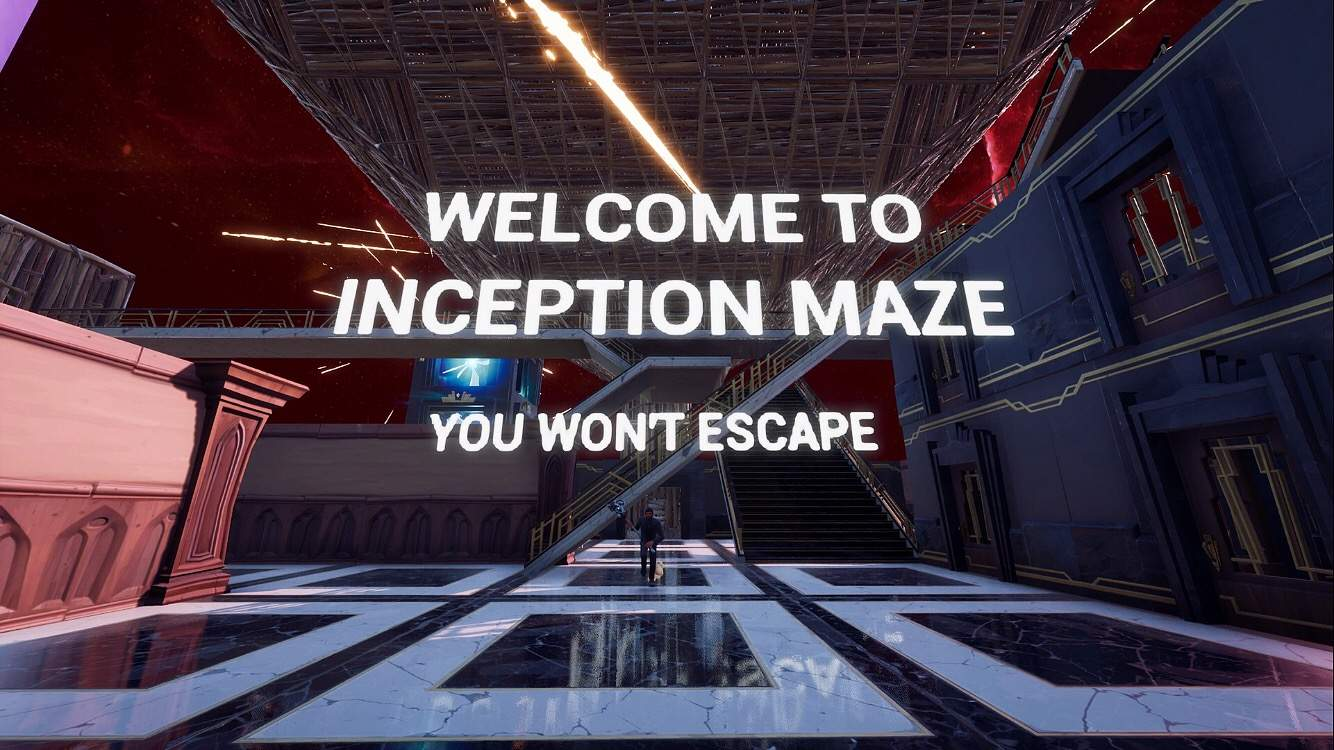 INCEPTION MAZE
