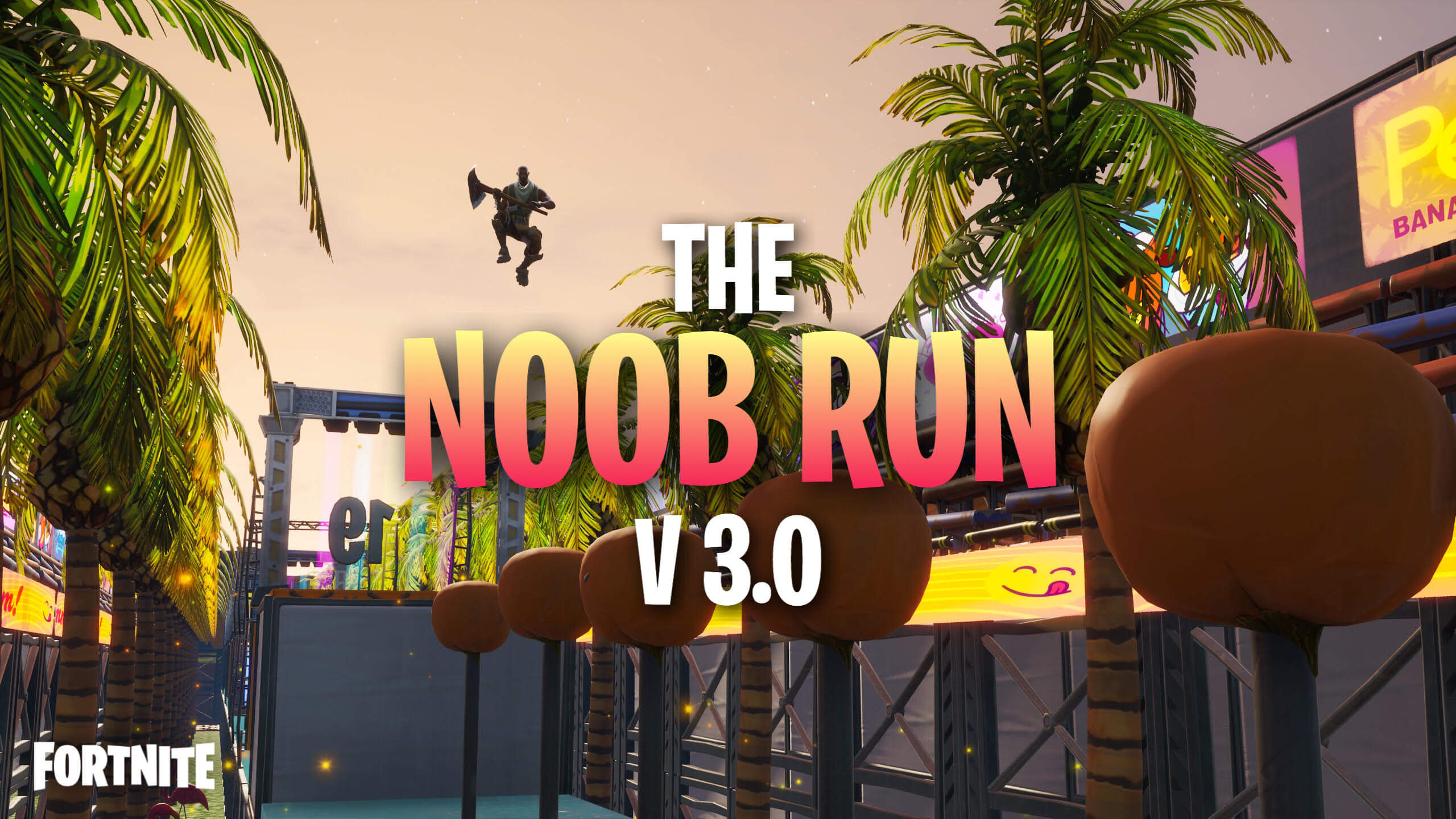 THE NOOB RUN 3.0