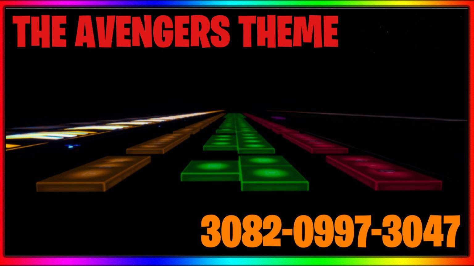 THE AVENGERS THEME