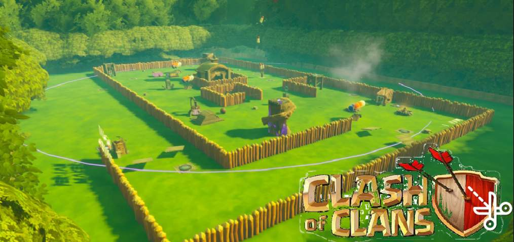 CLASH OF CLANS - ZONE WAR