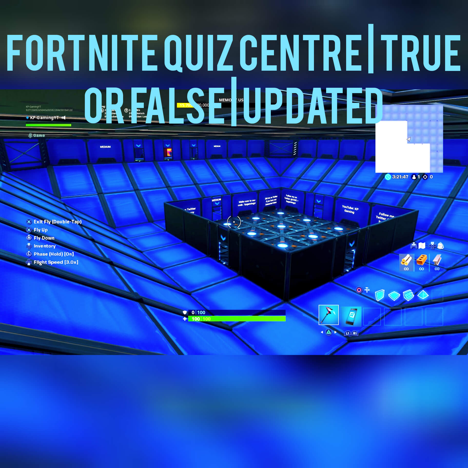 QUIZ CENTRE | TRUE OR FALSE | UPDATED!