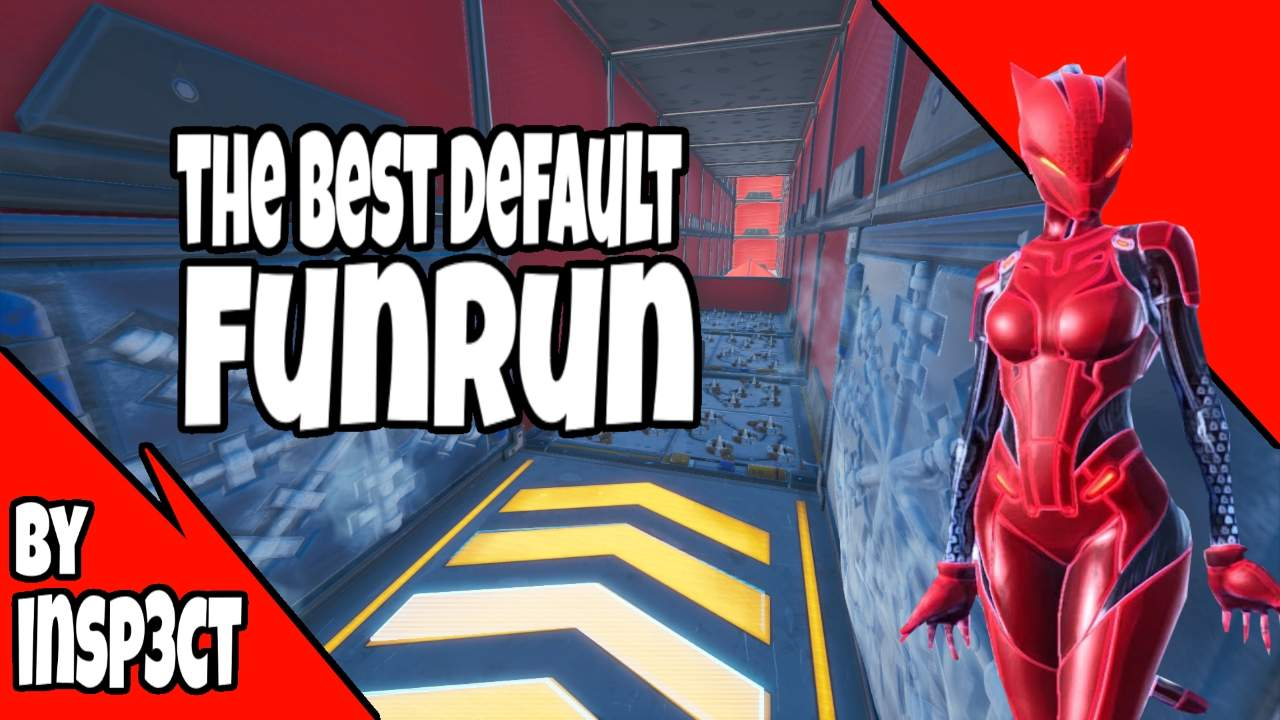 THE BEST DEFAULT FUNRUN 1.0