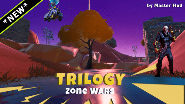 TRILOGY ZONE WARS | CHAPTER 2 / SOLOS