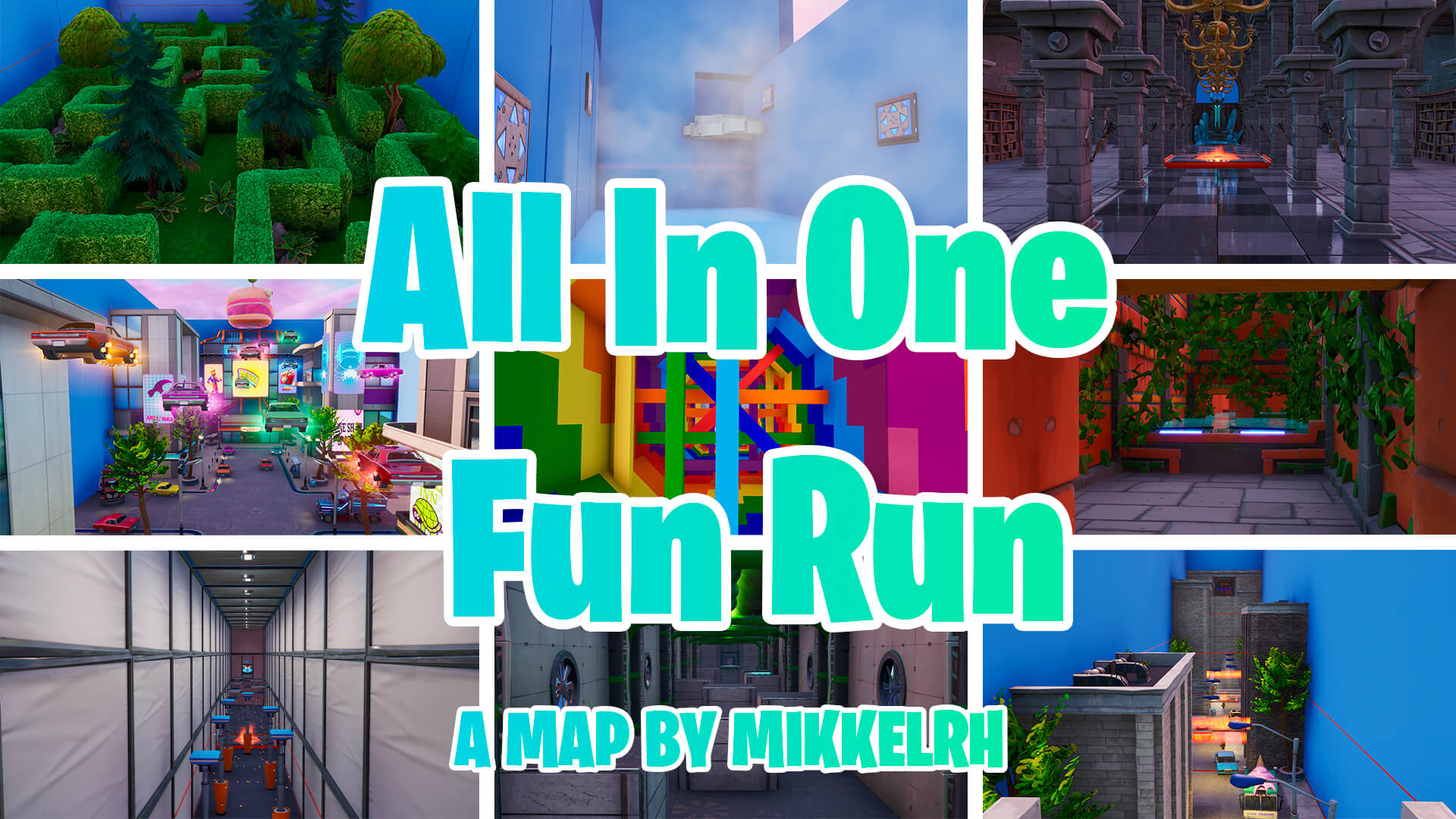 ALL IN ONE FUN RUN