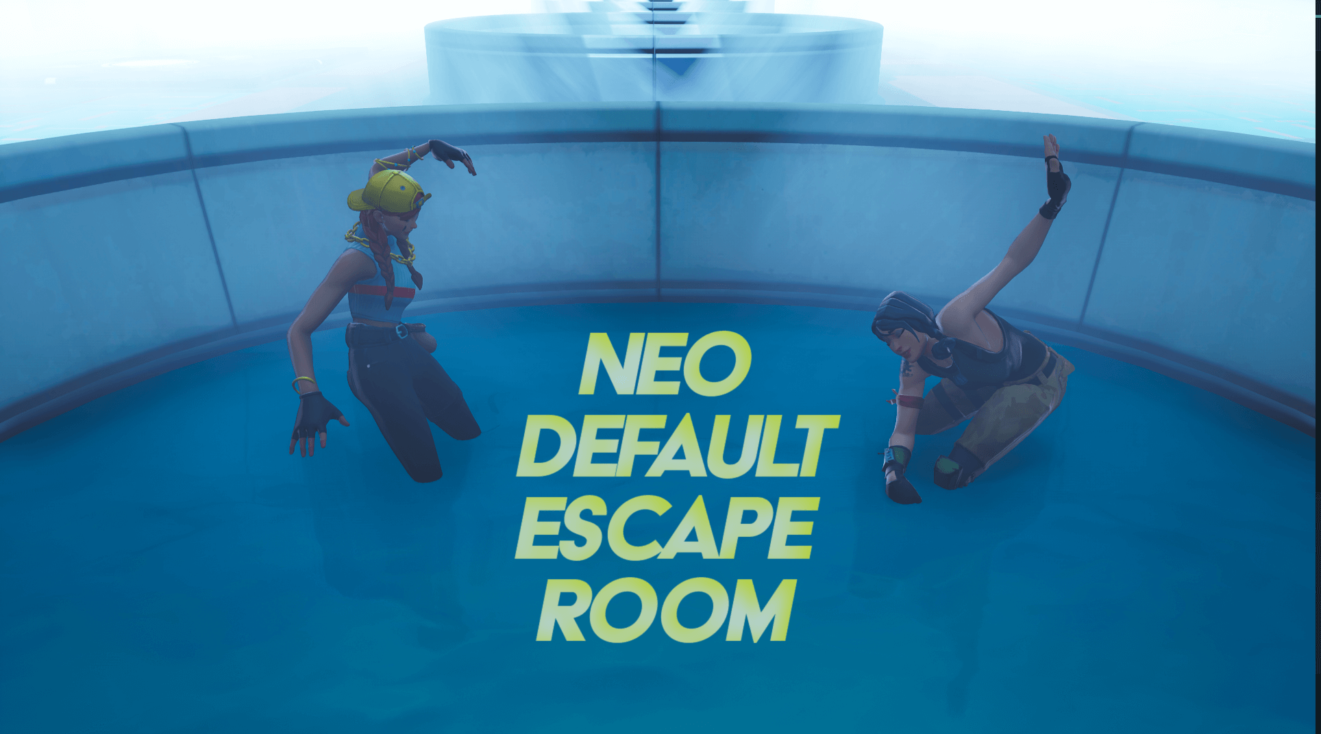 NEO DEFAULT ESCAPE ROOM